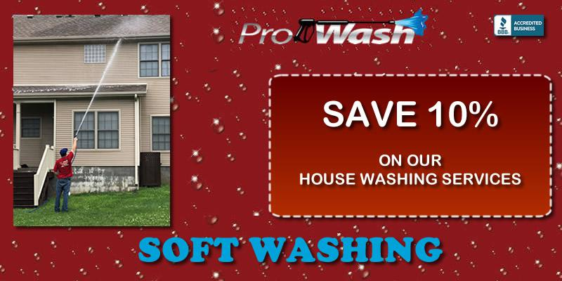 House Wash Coupon